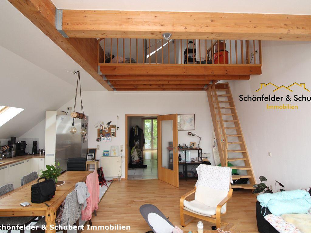 Wohnbereich mit Gallerie