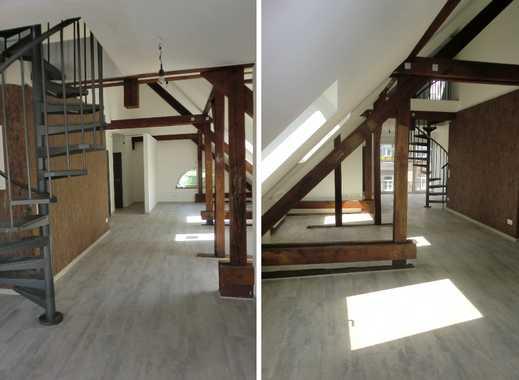 Speicher zur Wohnung neu ausgebaut - 2 ZKB loftartige Wohnung