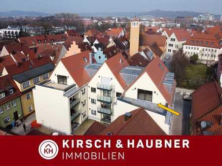 NEUBAU-ERSTBEZUG! Top Dachwohnung mit Studio und Terrasse XL, Neumarkt - Hallertorstraße  in Neumarkt in der Oberpfalz (Neumarkt in der Oberpfalz)