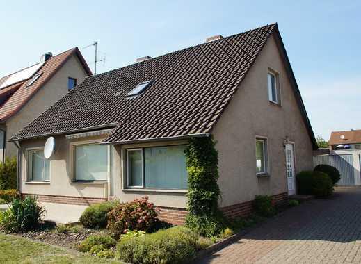 ** GUTE WOHNLAGE IN HÄMELERWALD ** - Einfamilienhaus mit 2 Garagen u. großzügigem Grundstück