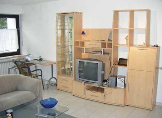 INTERLODGE Neu und modern möbliertes Apartment mit Balkon in Ratingen.