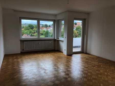 Gepflegte 3-Zimmer-Wohnung im Rosenviertel in Bad Kissingen