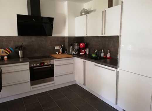Aparte 2 Zimmer Terrassenwohnung mit hochwertiger Einbauküche