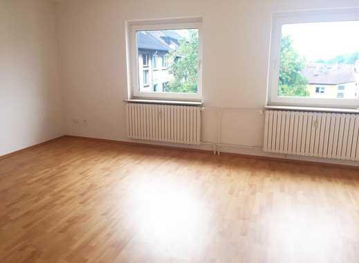 Oben ohne Nachbarn! Helle, gepflegte Wohnung mit großem Balkon in Hochfeld