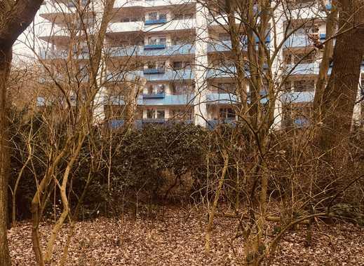 Erstbezug nach Luxus-Sanierung mit EBK und Balkon: schöne 4-Zimmer-Wohnung in Wandsbek, Hamburg