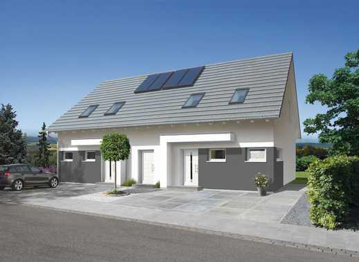 Großzügiges Generationen-Haus auf einem Wunderschönen Baugrundstück in Waldnähe aus unserer Angebots