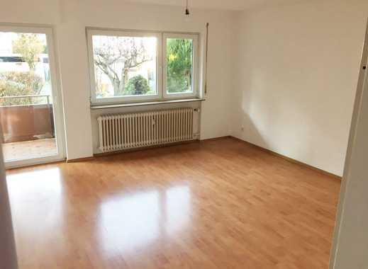 Ruhige & gepflegte 3-Zimmer-EG-Wohnung mit Balkon in Stuttgart-Feuerbach