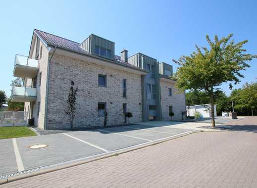 Konzipiert für die Generation 55+ - 2-Zimmer-DG-Wohnung mitten in Hemmoor