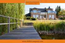 Exklusive Villa am See mit