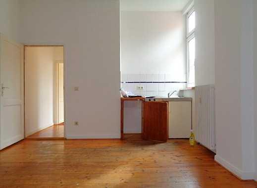Rathaus Neukölln! 2 Zimmerwohnung in guter Lage - Dielen - offene Küche - ca. 42 m² - 729€ warm
