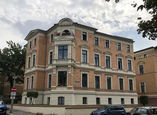 TOP-Lage Mühlwegviertel! Wohnen im Denkmal auf 112 m², 3 Zimmer, großer Balkon