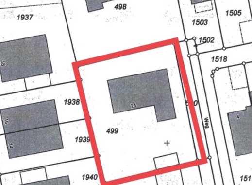 Baugrundstück in absoluter Premiumlage - Privatstraße - viele Bebauungsmöglichkeiten - sofort frei