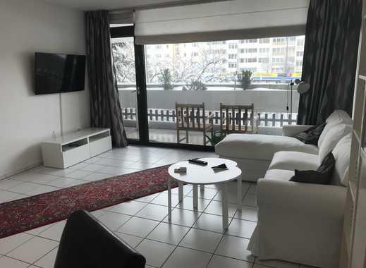 Modern möblierte Wohnung, Schwabing-West, Nähe Luitpoldpark
