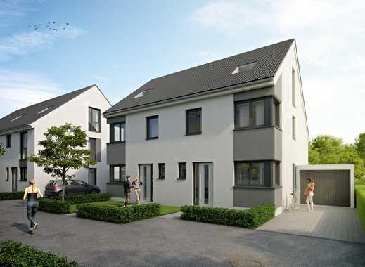 Wohnen Am Kempener Feld - Neubau DHH mit attraktiver Ausstattung