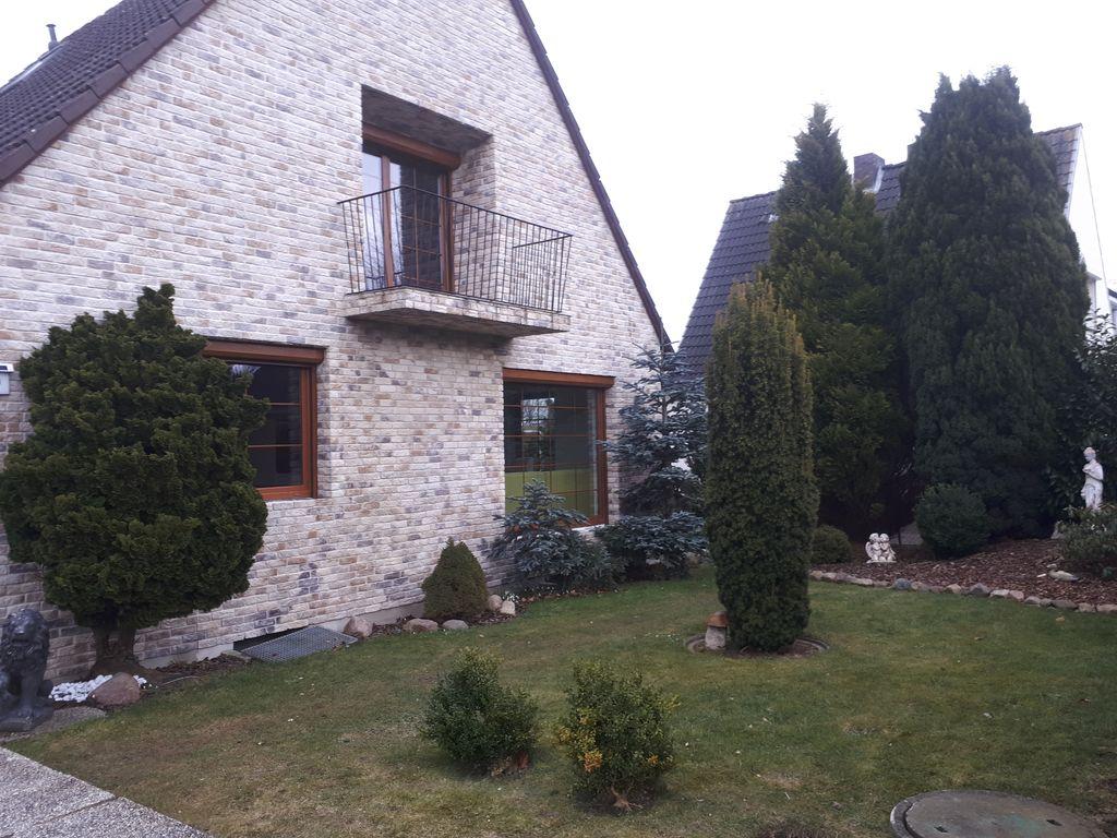 Schönes Einfamielienhaus 604qm Eigenes Grundstück.Mit Einer Möglichkeit  Zweitem Haus Bauen