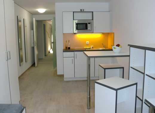 NUR FÜR STUDENTEN: 1-Zimmer-Apartment - möbliert