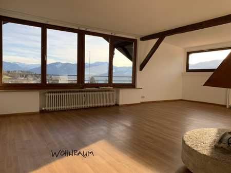 Schöne, großzügige 2 1/2-Zimmer Wohnung in Gmund am Tegernsee mit einzigartigem Seeblick in Gmund am Tegernsee