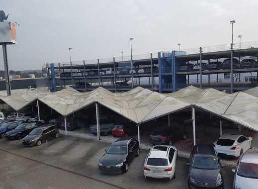 Parkhaus Flughafen Frankfurt nähe, mit ca. 8.500 qm 4 Ebenen und einem Überdachtem Platz