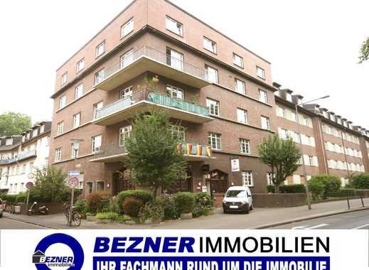 Helle 3 Zimmerwohnung mit Einabuküche in einem denkmalgeschützten Altbau in Köln - Sülz