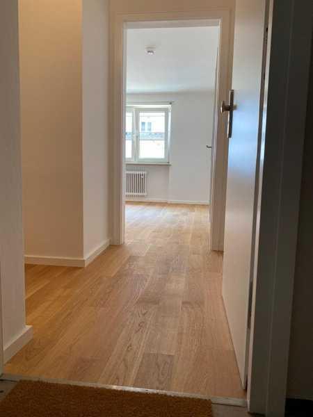Modernes 1-Zi. Apartment nh. Uni im besten Schwabing (U3/U6) in Schwabing-West (München)