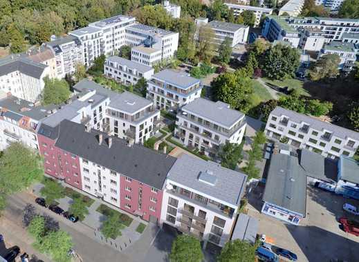 3-Zimmer-Penthaus, Gartenhaus 3, ca. 27 m² Terrasse
