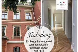 4.5 Zimmer Wohnung in Halle (Saale)
