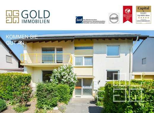 GOLD IMMOBILIEN: Mehrfamilienhaus mit drei Wohneinheiten als Mehrgenerationenhaus oder Kapitalanlage
