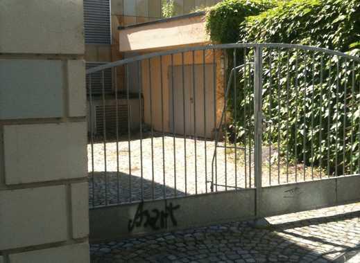 Motorrad - Garage in Meissen Altstadtrand ab sofor zu vermieten
