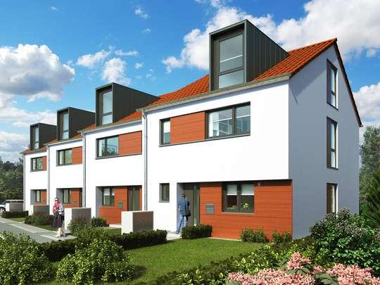 Moderne Reihenhäuser in Laatzen-Grasdorf