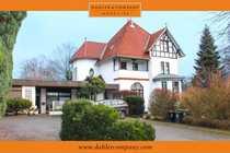 Aparte Jugendstil-Villa mit 2 separaten