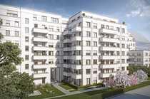 Neubau-Erstbezug - 2-Zimmerwohnung mit großem Balkon