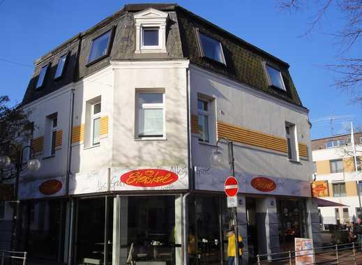 Große Maisonette Altbauwohnung im Zentrum von Eckernförde.
