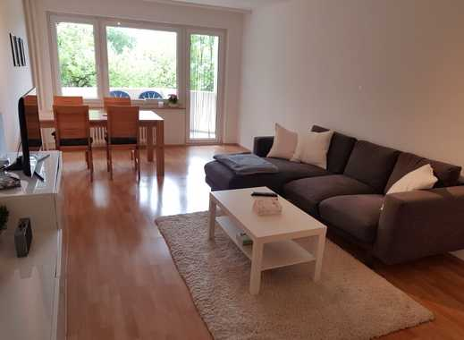 Möblierte 2-Zimmer-Wohnung zur Miete in Konstanz;  ZEITLICH BEFRISTET