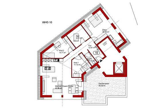 Super Penthousewohnung Nr. 10