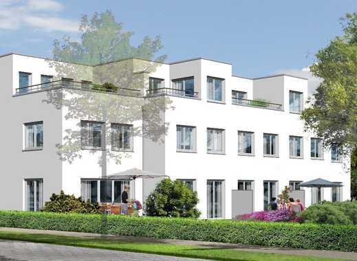 Modernes, familiengerechtes Reihenmittelhaus mit schönem Garten nahe Berlin
