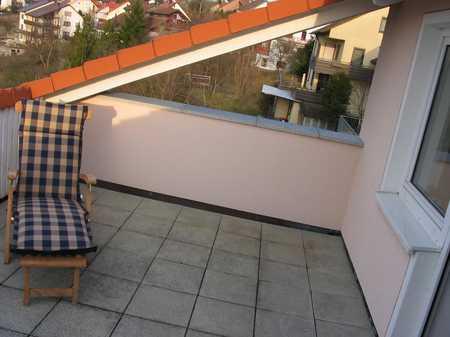 Exclusive lichdurchflutete 2-Zimmer Dachgeschosswohnung in Rimpar