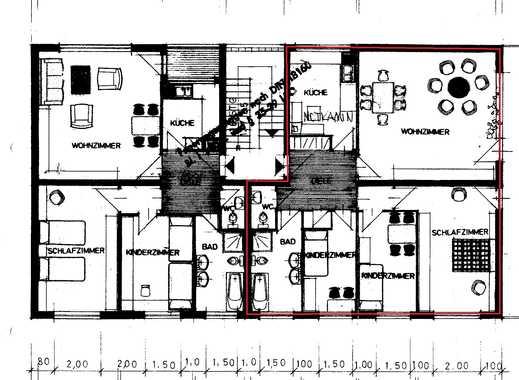 Preiswerte, gepflegte 4-Zimmer-Wohnung mit EBK in Ramstein-Miesenbach