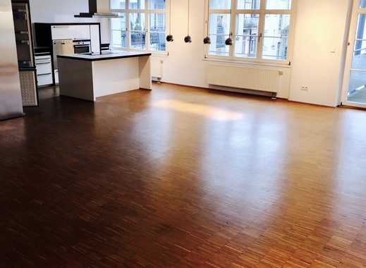 Schöne, geräumige drei Zimmer LOFT in Fürth, Stadtpark / Stadtgrenze