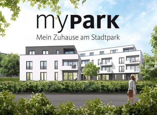 Erstbezug: exklusive 3-Zimmer-Wohnung mit Balkon in Bad Nauheim