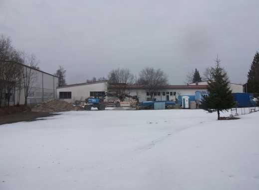 Vielfältig nutzbares Gewerbegrundstück (2.000 m²) in 82538 Geretsried zu vermieten