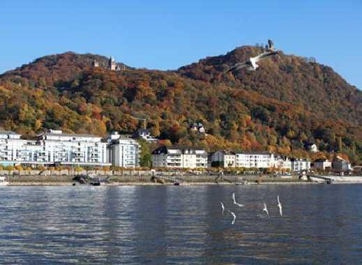 Schöner Blick aufs Siebengebirge - so macht Wohnen oder Arbeiten Spaß!