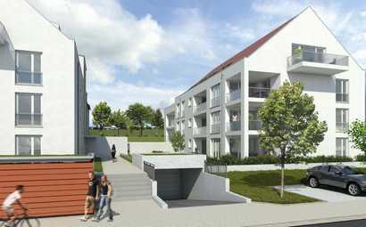 Wohnung Holzgerlingen