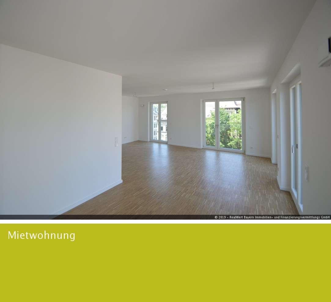 Erstbezug: 3-Zimmer-Maisonettewohnung im Dachgeschoss  in Ludwigsvorstadt-Isarvorstadt (München)