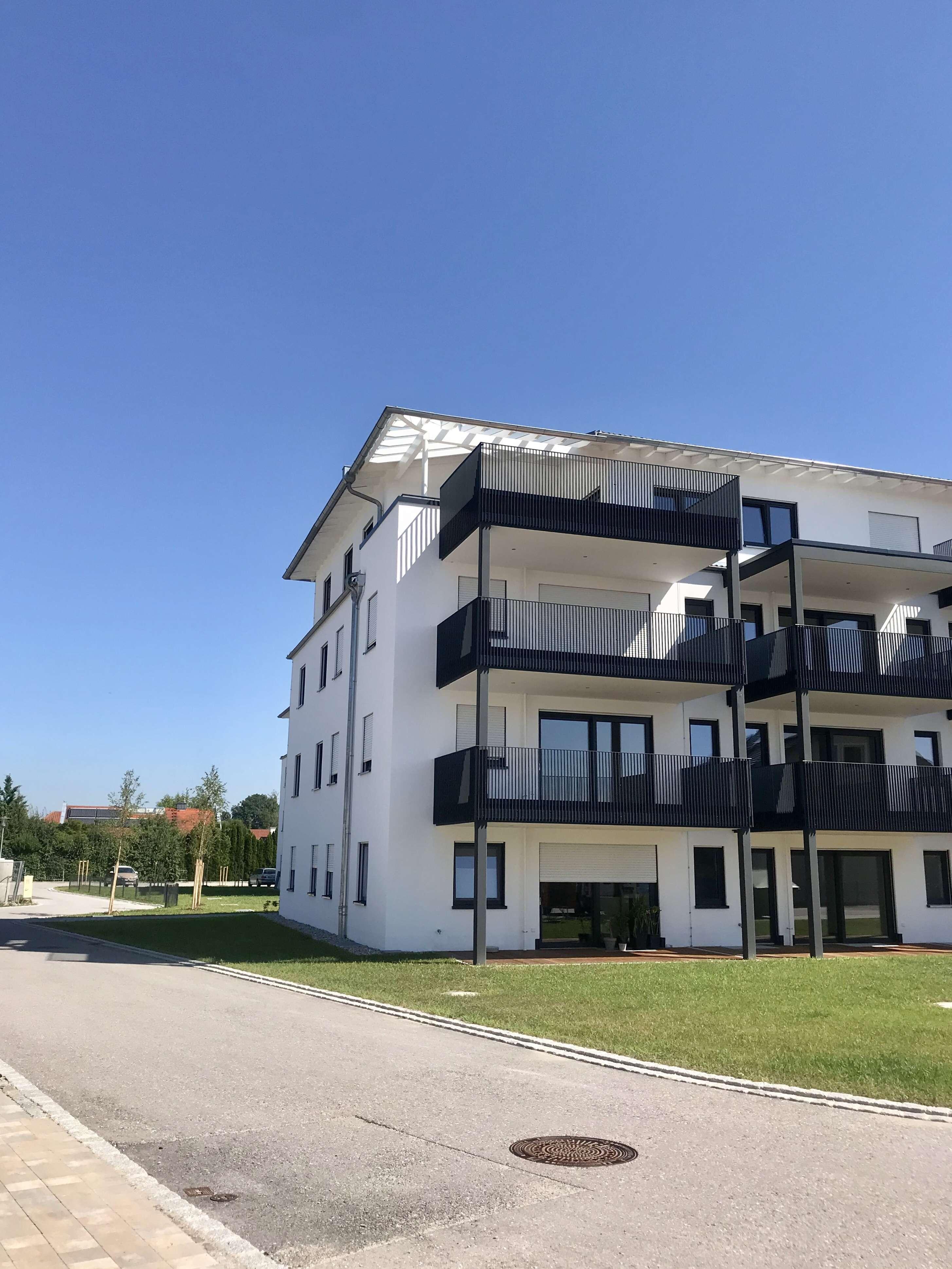 3-Zimmer-Wohnung mit tollem Ausblick in Mühldorf am Inn