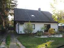 Bild Großzügiges Einfamilienhaus,Garage,Südterrasse+Garten,Kamin,Klima,Alarm,Fußbodenheizung,Keller+Sauna