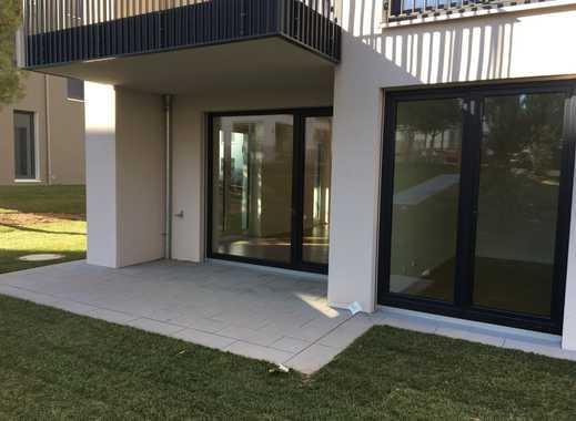 3 Zimmer-Wohnung Sachsenhausen Erstbezug mit Terrasse