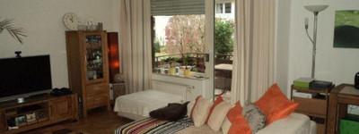 Ruhig gelegene 2 ZKB Wohnung mit Balkon am Botanischen Garten!