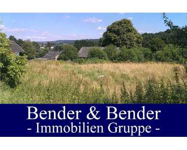 Riesiges Grundstück mit Bauplatz in Ortsrandlage! in Flammersfeld