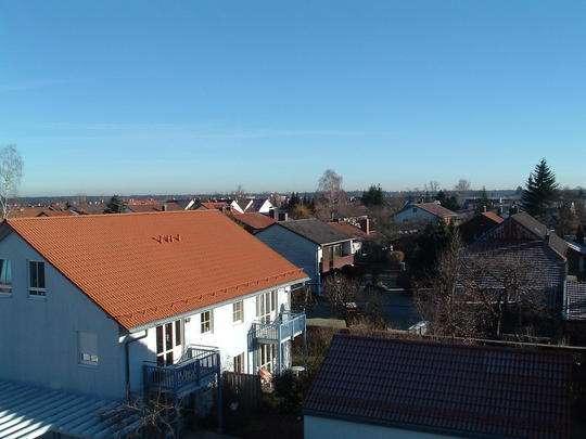 2-Zimmer DG Wohnung in Siegertsbrunn - frei ab 1. Oktober 2019