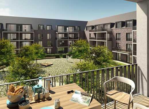 Sonnige 3-Zimmer-Wohnung  in idyllischer Umgebung mit schöner Raumaufteilung & Loggia
